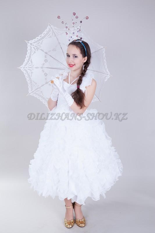Бальные платья для девочек астана
