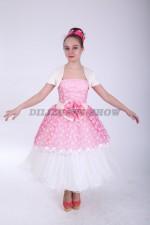 33550. Бальное платье средней длины. Принцесса.