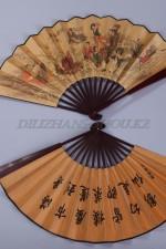1848 веер китайский