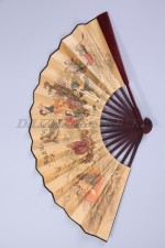 1847 веер китайский