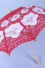 1863 кружевной зонт