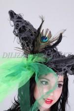 1509 шляпа ведьмы