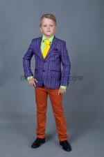 00970 Костюм с галстуком