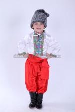 00839 Украинский костюм для мальчика