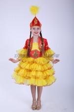 """00491 Казахский национальный костюм """"Аида"""""""