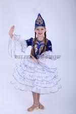 """00497 Казахский национальный костюм """"Айгуль"""""""