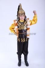00605 Казахский батыр 15