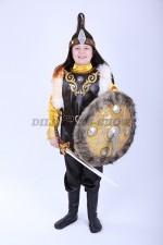 00608 Казахский батыр 17
