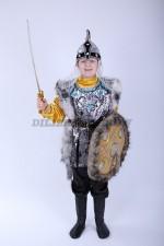 00614 Казахский батыр 19