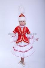 00525 Казахский национальный костюм 08