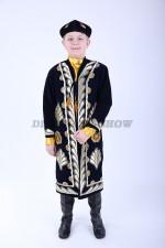00793 Узбекский национальный костюм 01