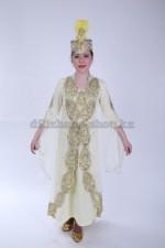 00790 Уйгурский праздничный костюм «Фатима 03»