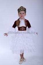 """00540 Казахский национальный костюм """"Ару"""""""