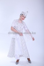 00792 Уйгурский праздничный костюм «Шахназ»