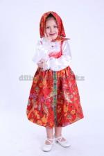00634 Русский народный костюм «Матрёшка»