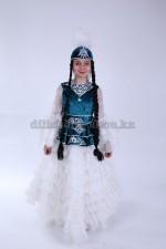 """00550 Казахский национальный костюм """"Малика"""" 02"""