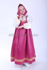 00633 Русский народный костюм «Машенька»
