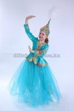 00512 Казахский национальный костюм 016