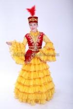 00510 Казахский национальный костюм 017 (1)