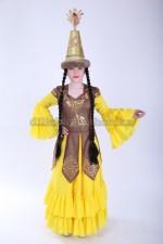 00508 Казахский национальный костюм «Айзада»