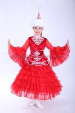 """00549 Казахский национальный костюм """"Малика"""" 03"""