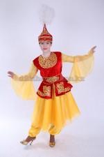 """00547 Казахский национальный костюм """"Айдана"""""""