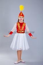 """00558 Казахский национальный костюм """"Агила"""" 01"""