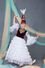 """00489 Казахский национальный костюм """"Ракима"""""""