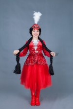 00490 Казахский национальный для девочки 022