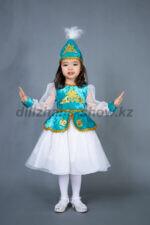 """00480 Казахский национальный костюм """"Алия"""" 03"""