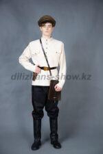 03017 Старший лейтенант внутренние войска НКВД