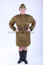 03030 Женская военная форма