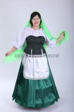 02252 Женский итальянский костюм