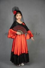 00807 Испанский костюм «Грасия 02»