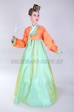 2362. Корейский подростковый костюм ханбок