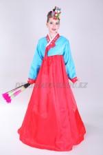 Корейский подростковый костюм ханбок «Мэй 04»