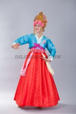 02196 Сингапурский костюм