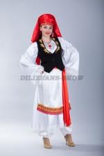 02250 Греческий национальный женский