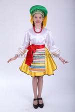 00836 Белорусский народный костюм 04