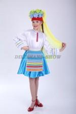 00834 Белорусский народный костюм 02