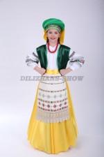 00837 Белорусский народный костюм 05