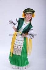 00830 Белорусский народный костюм 01