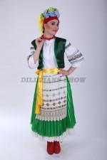 02306 Белорусский женский костюм