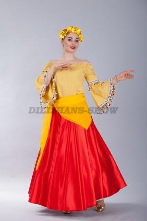 02199 Филиппинский костюм