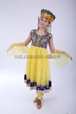 4143. Малазийский народный костюм для девочки