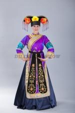 02198 Монгольский костюм