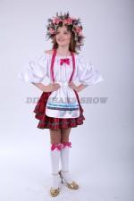 00808 Немецкий костюм с веночком 01