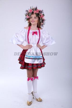 Детские национальные костюмы народов Европы