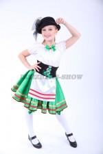 00817 Немецкий национальный костюм 06