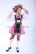4171. Немецкий национальный для девочки-подростка с веночком